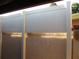 2 1/2 foot removable privacy